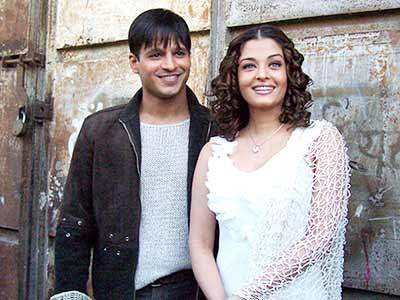 Vivek Oberoi and Aish Swetest Photo