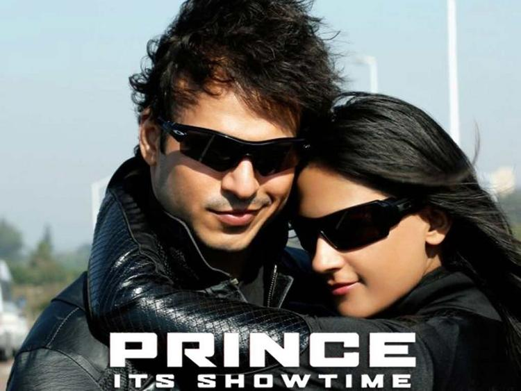 Vivek Oberoi Sexy Look In Prince