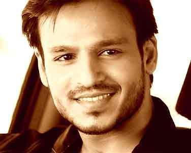Vivek Oberoi Smiling Pic