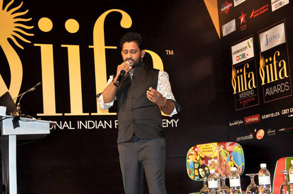 Resul Pookutty During a Music Workshop as a Part of the International Indian