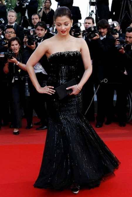 Aishwarya Rai Premiere On Tour at 63rd Cannes Film Festival