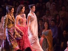 Beauty Queen Katrina Kaif Walks The Ramp