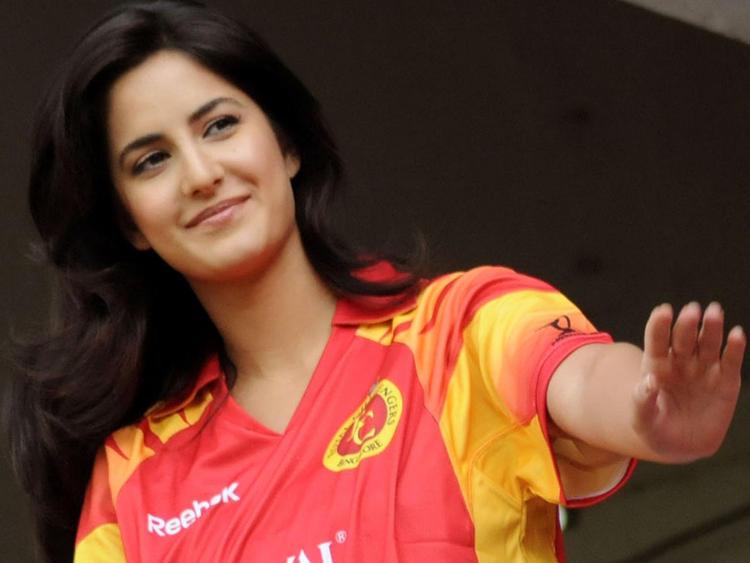 Katrina Kaif Sweet Pic at IPL