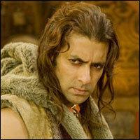 Salman Khan Angry Pic In Veer