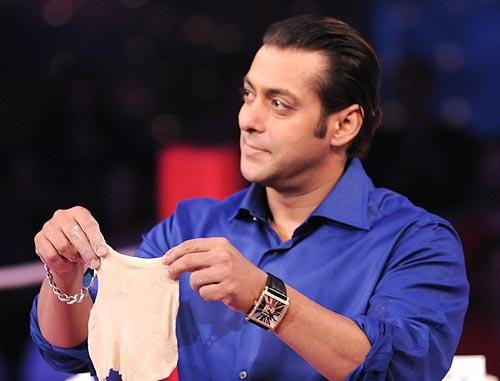 Salman Khan In Dus Ka Dum