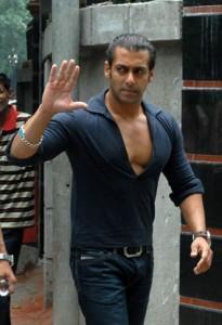 Salman Khan at Election