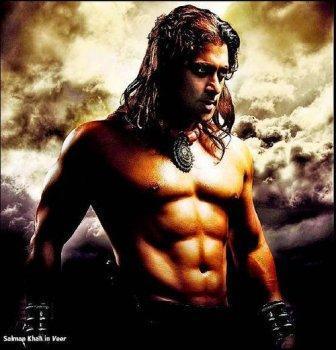 Salman Khan Latest Pic In Veer
