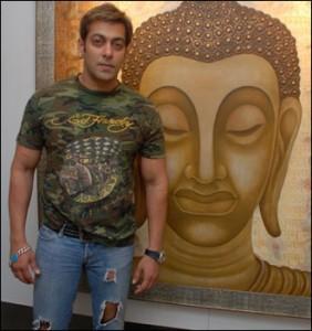 Salman Khan Stylist Photo