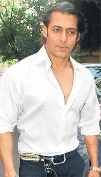 Sexiest Star Salman Khan Photo