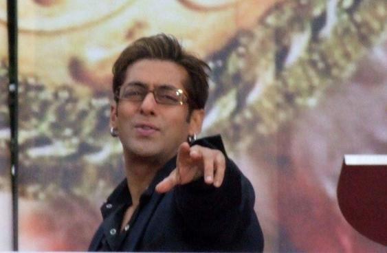 Sexy Star Salman Khan Photo