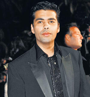 Karan Johar Looking Very Handsome
