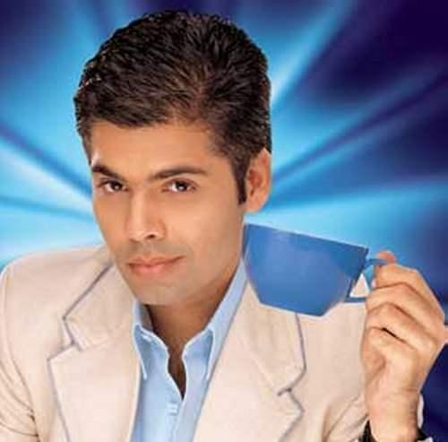 Stylist Karan Johar at His Show Koffee With Karan Karan Johar