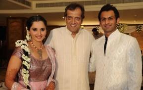 Sania Mirza Sangeet Ceremony Pic