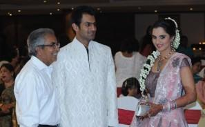 Sizzling Sania Mirza Sangeet Picture