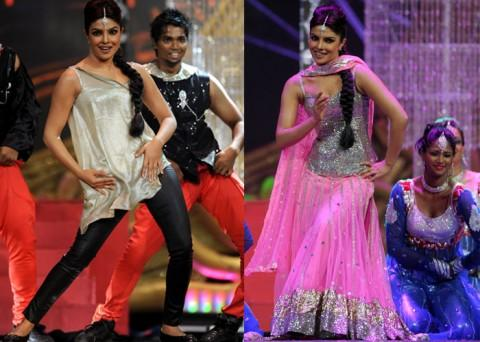 Priyanka Latest Performance at IIFA 2012