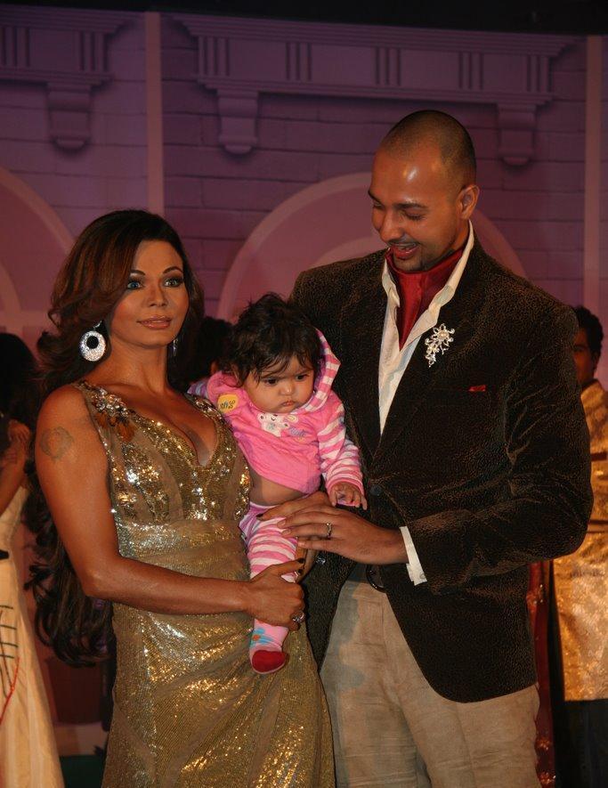 Rakhi Sawant Family Pic
