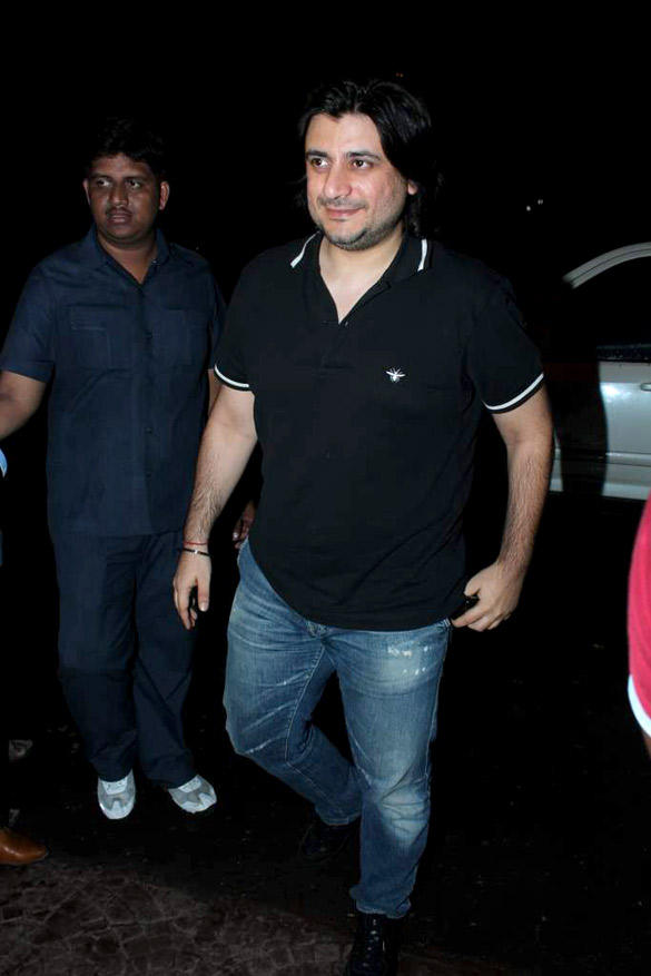 Guests Spotted at Ekta Kapoor's Birthday Bash