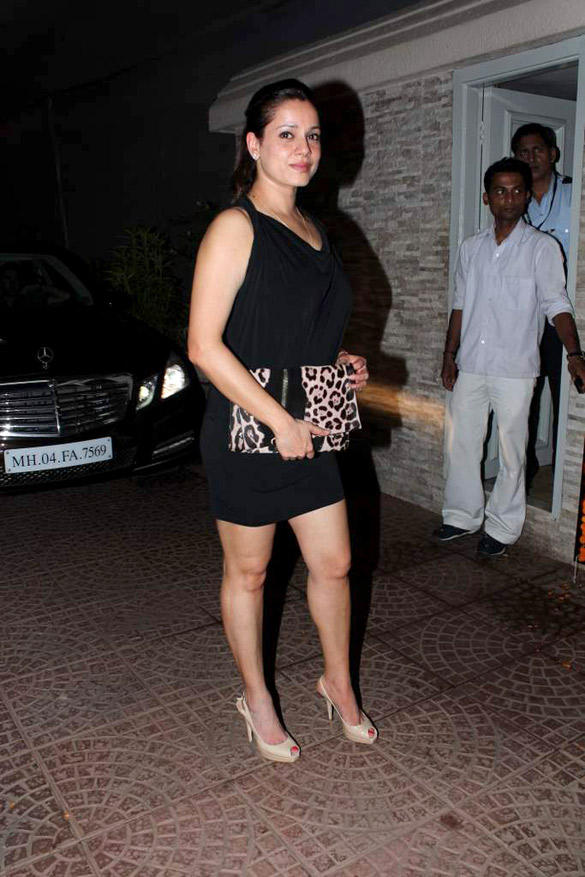 Neelam Kothari Sexy Still at Ekta Kapoor's Birthday Party