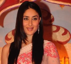 Kareena Kapoor Nice Look In Saree