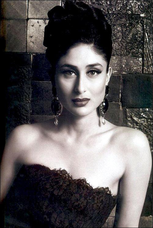 Kareena Kapoor Strapless Dress Hot Sizzling Photo Shoot