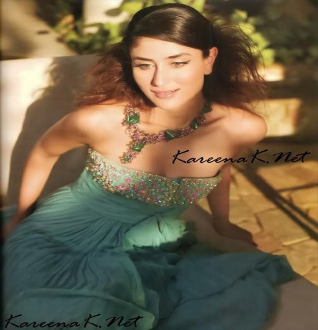 Senseous Diva Kareena Kapoor Hot Photo Shoot