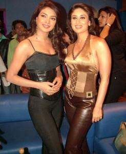 Stylist Diva Priyanka and Kareena Photo