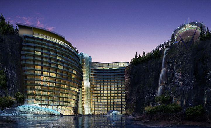 Underground Shanghai Hotel