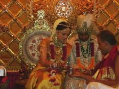 Aish and Abhi Wedding Photo