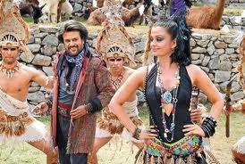 Aishwarya Rai Dancing Pic in Robot