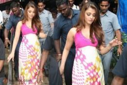 Aishwarya Rai Pregnant Still