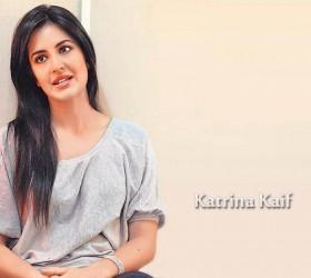 Bollywood Babe Katrina Kaif Wallpaper