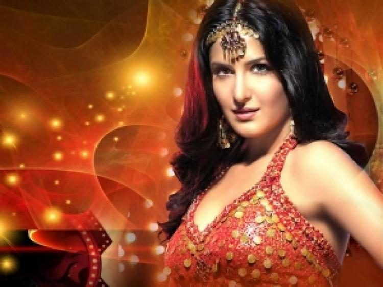 Katrina Kaif Hot Romantic Look Pic