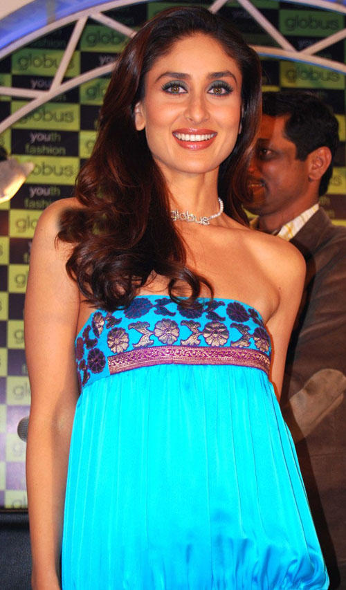 Kareena Kapoor Gorgeous Smile Photo