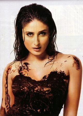 Kareena Kapoor Wet Look Pic