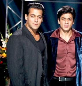 Salman and Shahrukh Nice Look Photo Shoot