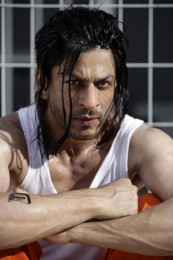 Shahrukh Khan  Hot Look In Don 2