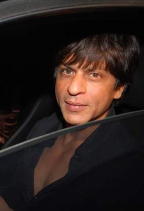 Shahrukh Khan Nice Face Photo