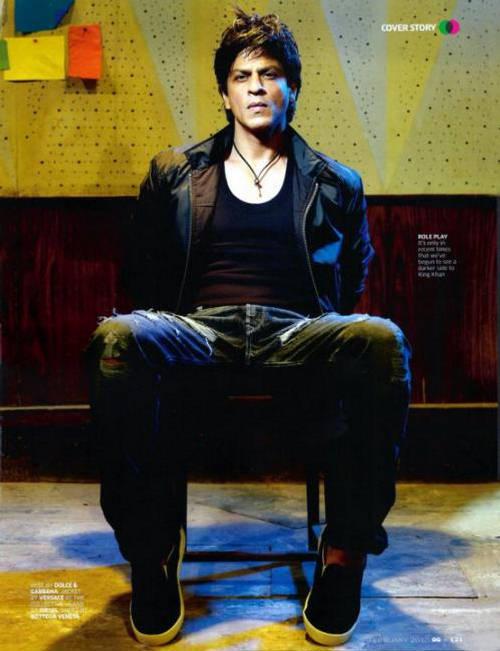Shahrukh Khan Pic In Don
