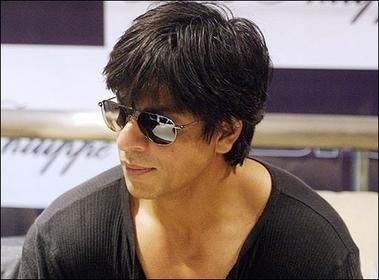 Shahrukh Khan Stylist Pic
