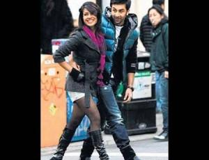 Priyanka Chopra and Ranbir Latest Pic