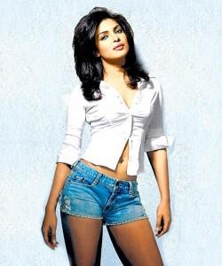 Priyanka Chopra  Spicy Hot Photo Shoot