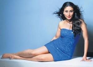 Kareena Kapoor Showing Hery Milky Thunder Things