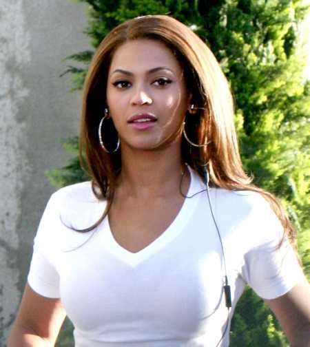 Beyonce Knowles Looking Beautiful