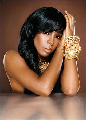 Kelly Rowland Senseous Look Pic