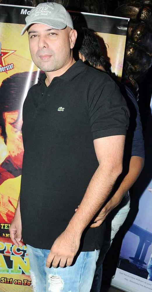 Atul Agnihotri Spotted at Strings Concert In Bandra