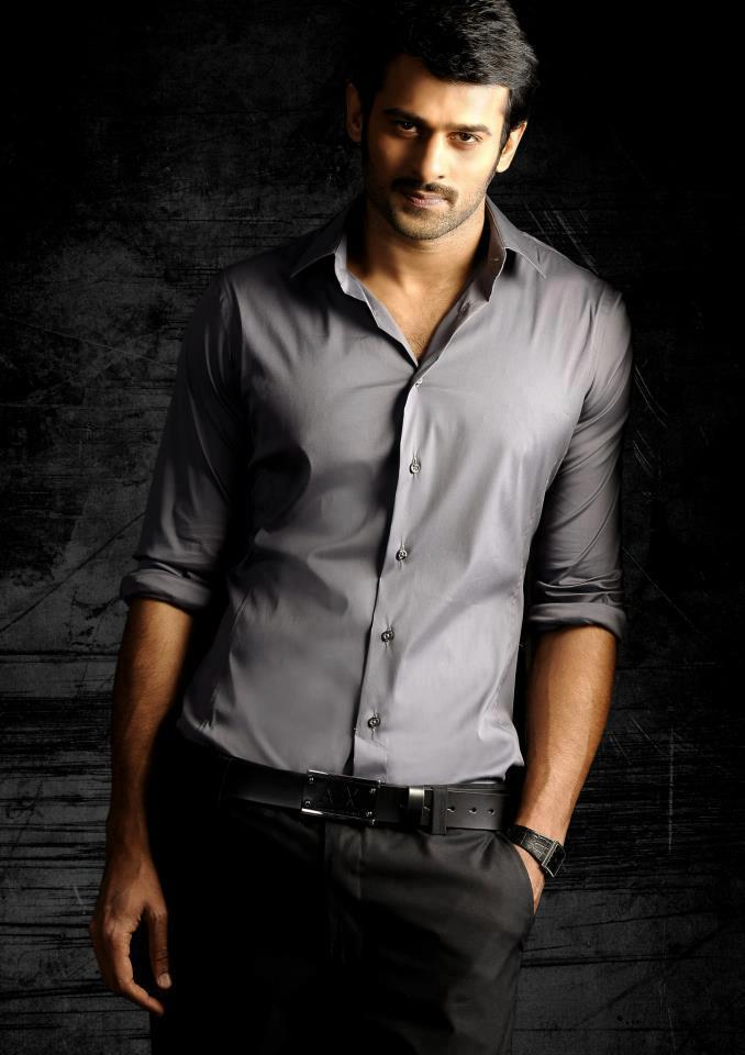 Prabhas Handsome Look Photo Still From Movie Mirchi