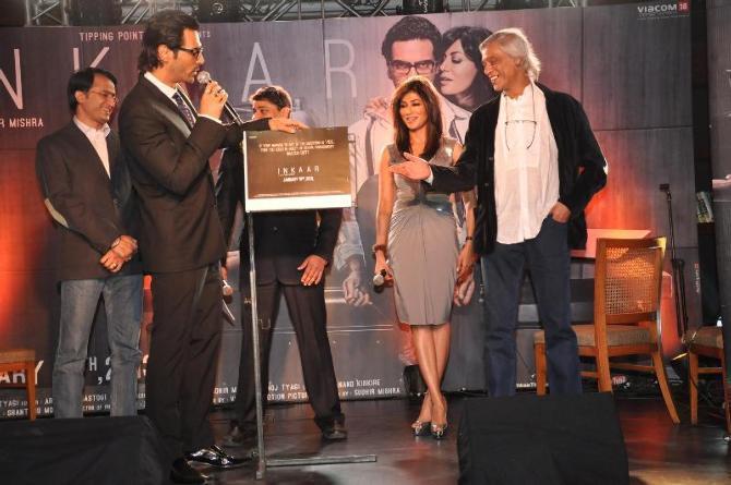 Arjun And Chitrangada,Sudhir Mishra Launched The Inkaar Calendar