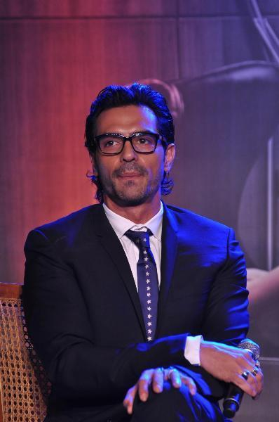 Arjun Rampal Clicked At The Launch Of Inkaar Calendar