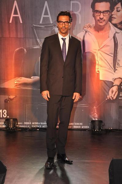 Arjun Rampal Posed At The Launch Of Inkaar Calendar