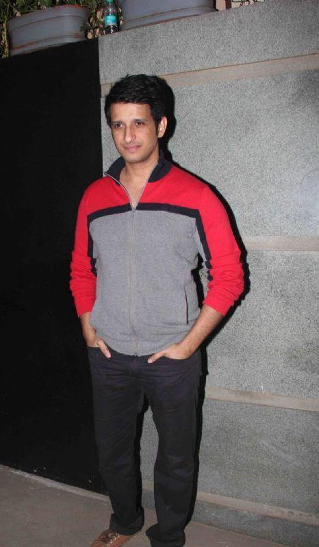 Sharman Joshi Snapped At Jackky Bhagnani Birthday Bash